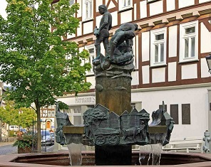 Brunnen Altstadt verkleinert